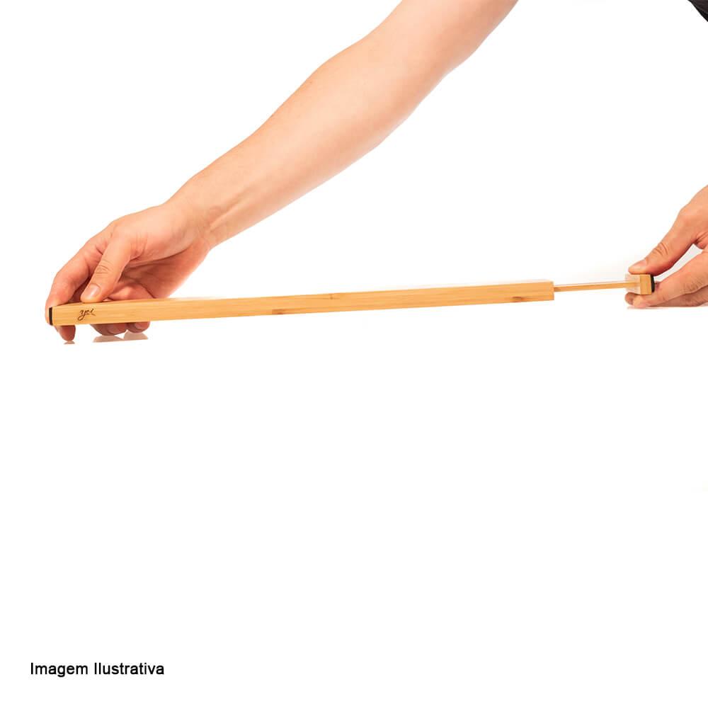 Divisória para Gaveta de Bambu Extensível 56CM