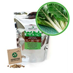 Kit-Horta-Inteligente-Green-Leaf-Acelga-Verde-Escuro
