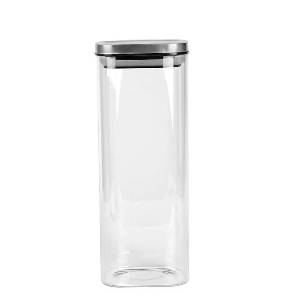 Pote Hermético de Vidro Borossilicato 1,1L