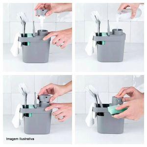 Organizador-de-Pia-e-Porta-Detergente-Trium-OU-Preto-650ML