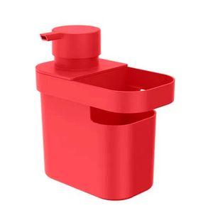 Organizador-de-Pia-e-Porta-Detergente-Trium-OU-Vermelho-650ML