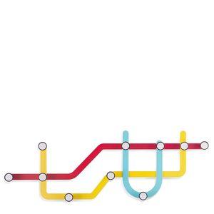 Cabideiro-Subway-com-10-Ganchos-Umbra-Color-58X20CM