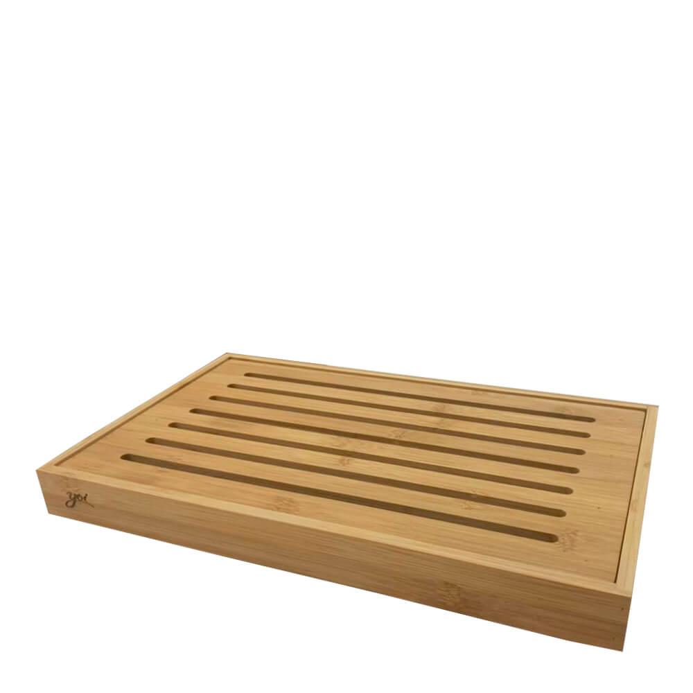Migalheira de Bambu 37X22X3,5CM