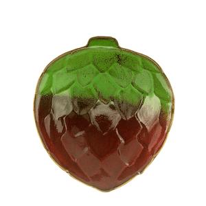 Petisqueira-de-Ceramica-Alcachofra-Verde-16X15CM