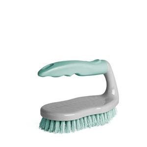 Escova-para-Roupas-Cinza-e-Verde-14X8CM