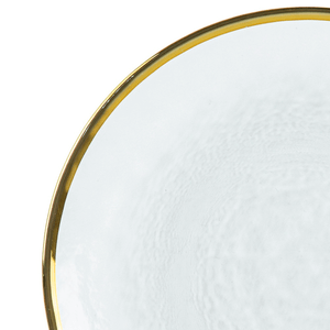 Sousplat-de-Cristal-com-Borda-Dourada-Wolf-31CM