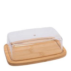 Manteigueira-de-Bambu-com-Tampa-de-Acrilico-19X12CM