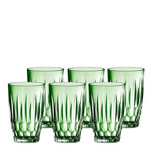 Conjunto-Copo-de-Vidro-Glasgow-Verde-355ML-6PCS