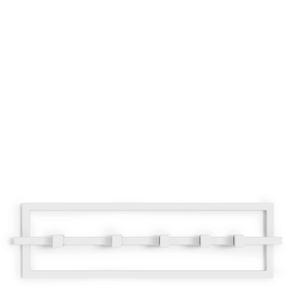 Cabideiro-de-Parede-Cubiko-Umbra-Branco-53X15CM