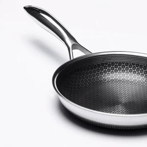 Frigideira-de-Aco-Inox-Hive-CookingPro-20CM