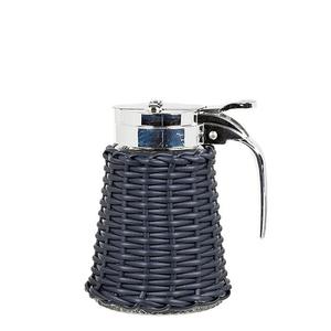 Meleira-de-Vidro-e-Vime-Azul-Marinho-125X8CM