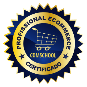Selo Gold Profissional de Ecommerce Certificado